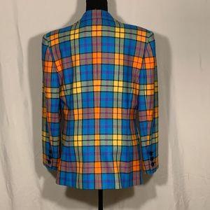 Escada Jackets & Coats - Escada Multicolor Blazer